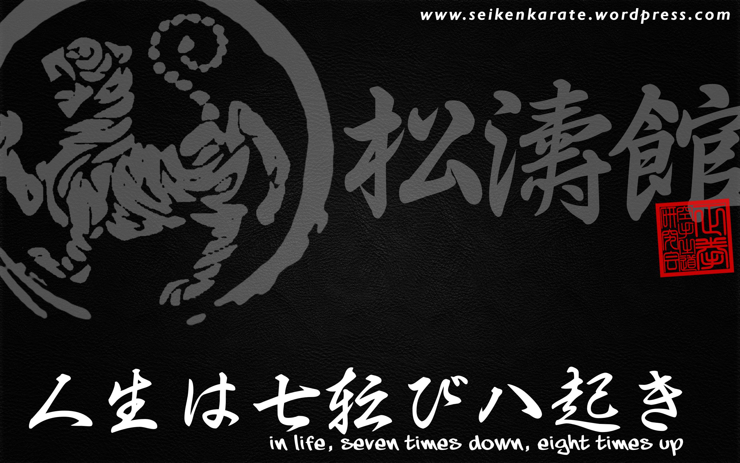 martial arts | Seiken Karatenomichi Academy ...